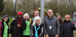 In the news: Specialist swing unveiled for all kids in Wickford