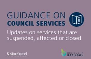 Decorative image - COVID-19 - Council services affected