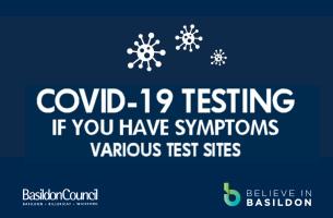 COVID-19 - Coronavirus testing if you have symptoms