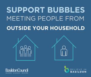COVID-19 Support Bubbles