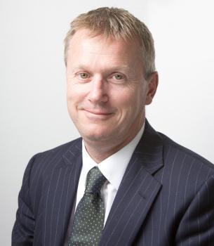Image showing a portrait photo of Basildon Council Chief Executive: Scott Logan