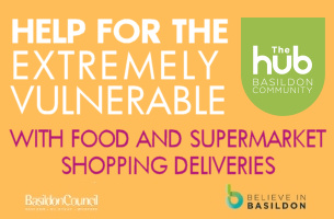 COVID-19 - Help for the clinically extremely vulnerable with food or supermarket deliveries