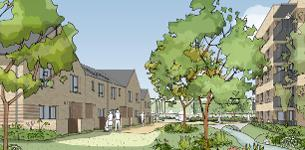In the news: Planning permission submitted for 233 new homes in Basildon