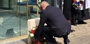 In the news: Mayor of Basildon lays a wreath for His Royal Highness The Prince Philip, Duke of Edinburgh