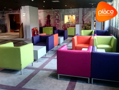 Image of the reception area at The Place, Pitsea