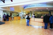 Basildon Centre Reception