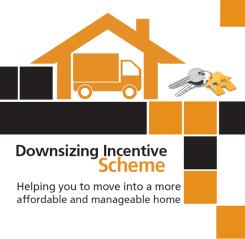 Image showing the Downsizing Incentive Scheme Logo