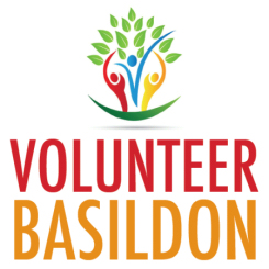Image of the Volunteer Basildon Campaign Logo