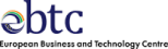 Button image of the Logo of The European Business and Technology Centre (EBTC), a partner in Basildon Council's International Business Development Programme