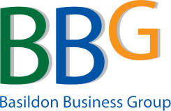 Image showing the Basildon Business Group Logo