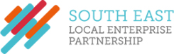 Button image links to South East Local Enterprise Partnership (LEP) website