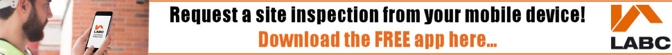 Button image - link to Download the LABC Site Inspection app for Android or Apple mobile devices