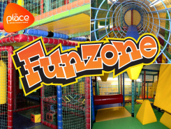 Image showing the Children's Fun Zone for hire at The Place, Pitsea