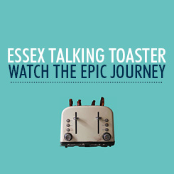 Talking Toaster Graphic
