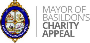 Image showing the Mayor of Basildon Charity Appeal Logo