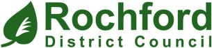 Image showing Brand logo of Rochford District Council