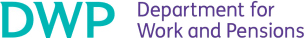Image showing Brand logo of The Department for Work and Pensions (DWP)