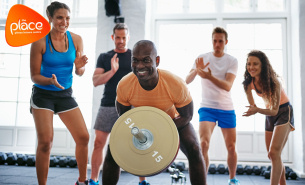 The Place To Work Out - Pulse Fitness membership at The Place, Pitsea