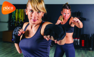 The Place To Get Fit - Pulse Fitness Classes weekly programme at The Place, Pitsea