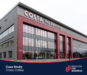 Image for Basildon for Business Case Study - Costa Coffee
