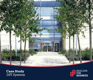 Image for Basildon for Business Case Study - DST Systems