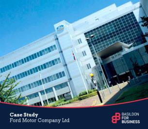 Image for Basildon for Business Case Study - Ford Motor Company Limited