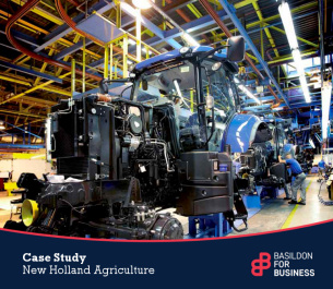 Basildon for business case study - New Holland Agriculture