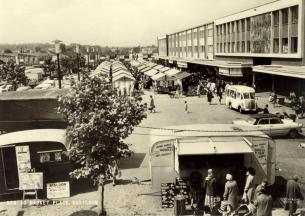 Heritage Photo of Basildon - 1959 - Basildon Market opened