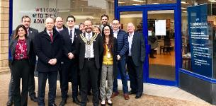 In the News:- Council opens pop-up skills and employment shop in Basildon