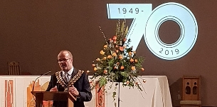 In the News:- Civic celebration to mark Basildon's 70th anniversary