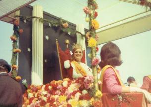 Heritage Photo of Basildon - 1968 Basildon Carnval Queen Geraldine Gahan