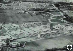 Heritage Photo of Basildon - 1973  Basildon Hospital