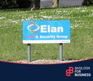 Image promoting Basildon Borough Council Commercial Services - Roundabout Sponsorship