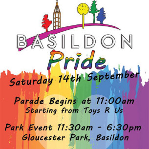 Basildon at 70 - Basildon Pride Parade and Event