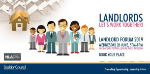 Image promoting National Landlords Association Landlords Event 2019