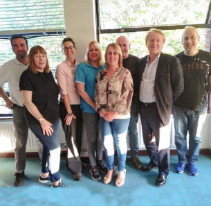 Image showing Basildon Heroes - June 2019 - Heart Of Pitsea Community Project team