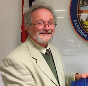 Image showing Basildon Heroes - August 2019 - Dr Rod Cole