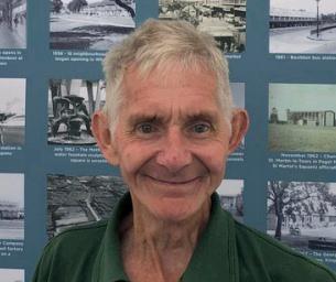 Photo of Basildon at 70 - Monday Memory Contributor - Vic Hobbs