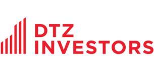 Image showing Brand logo of DTZ Investors