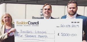 In the news: Supporting the borough's seven libraries