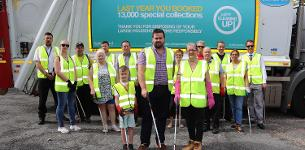 """In the news: """"We're cleaning up"""" campaign launches with lunchtime litter blitzes"""