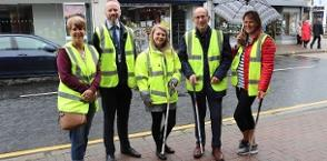 In the news: Ideas welcomed for High street and town centre clean-up fund image