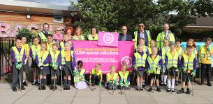 In the news: Wickford school children are cleaning up to support campaign