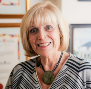 Decorative image showing Basildon Hero - October 2019 - Geraldine Evans