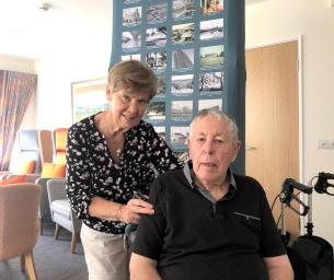 Photo of Basildon at 70 - Monday Memory Contributors - Pat and Frank