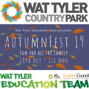 Autumn Fest fun at Wat Tyler Country Park