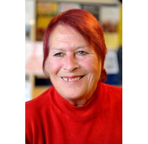 Decorative photo image showing Basildon Hero - Sheila Chesney