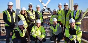In the news: South Essex College celebrates topping out ceremony in Basildon