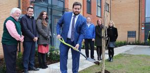 In the news: Leader puts the maple in Maplewood Court