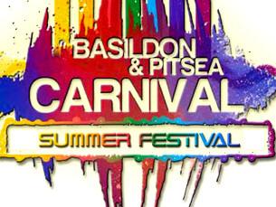 Image showing Basildon and Pitsea Carnival Logo 2019